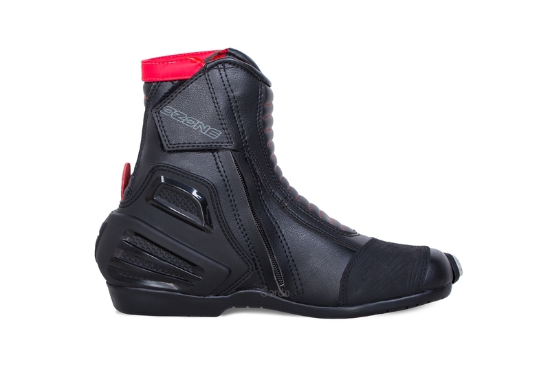 BUTY OZONE URBAN II BLACKRED 43